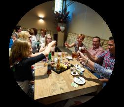 familiefeesten Wouw, Roosendaal en Bergen op Zoom